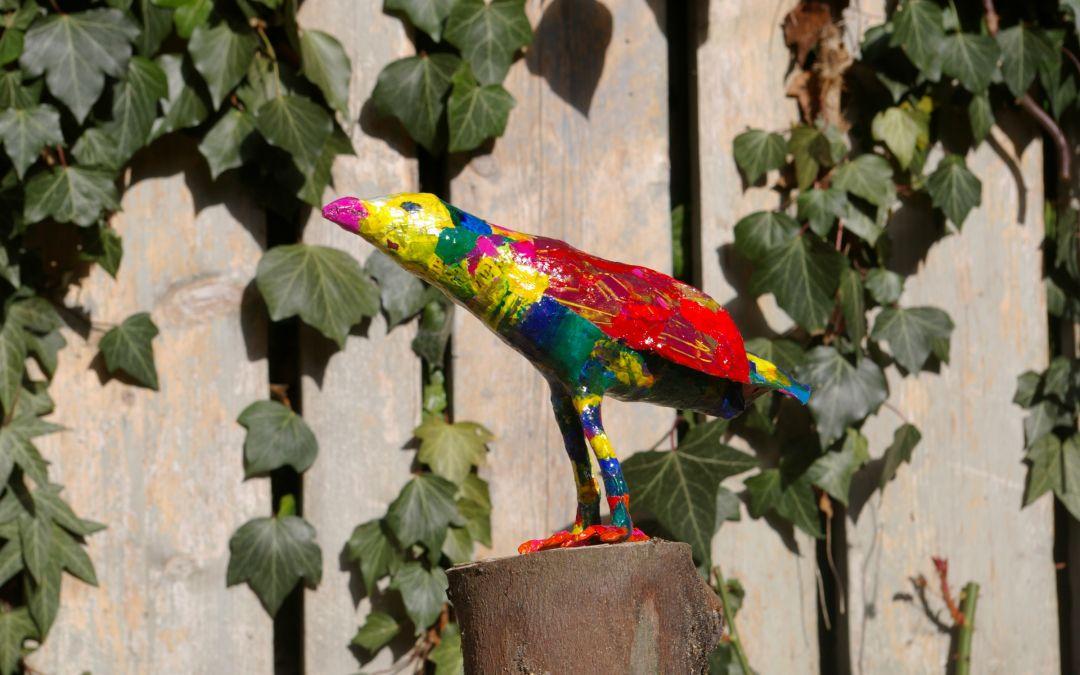 Nieuw werk: Vogels
